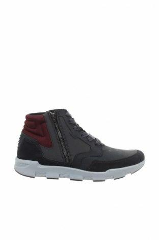 Мъжки обувки Tbs, Размер 39, Цвят Сив, Естествена кожа, текстил, Цена 40,60лв.
