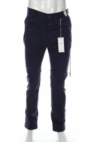 Ανδρικό παντελόνι Closed, Μέγεθος M, Χρώμα Μπλέ, 98% βαμβάκι, 2% ελαστάνη, Τιμή 13,07€
