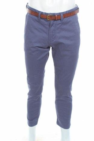 Pantaloni de bărbați Jack & Jones, Mărime L, Culoare Albastru, Bumbac, Preț 81,71 Lei
