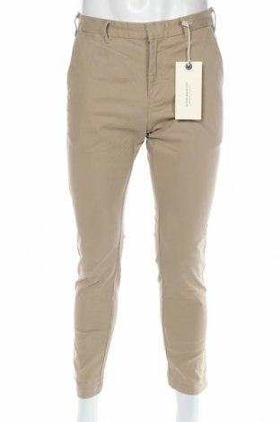 Pánske nohavice  Scotch & Soda, Veľkosť S, Farba Béžová, 98% bavlna, 2% elastan, Cena  29,23€