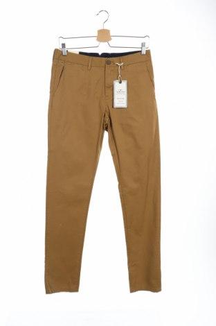 Pantaloni de bărbați Scotch & Soda, Mărime S, Culoare Maro, 100% bumbac, Preț 111,19 Lei