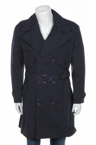 Pánsky prechodný kabát  Mango, Veľkosť L, Farba Modrá, Polyamide, Cena  7,05€