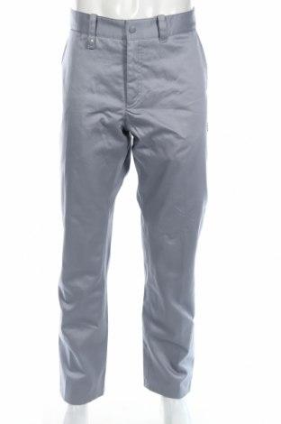 Мъжки спортен панталон Nike, Размер L, Цвят Сив, 100% памук, Цена 14,50лв.