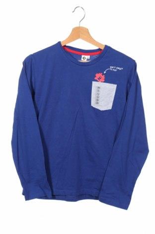 Piżama  Grain De Ble, Rozmiar 13-14y/ 164-168 cm, Kolor Niebieski, Bawełna, Cena 22,62zł