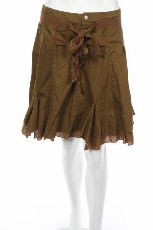 Φούστα 1060 Clothes, Μέγεθος S, Χρώμα Πράσινο, Τιμή 2,23€