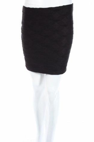Пола Amisu, Размер S, Цвят Черен, 84% полиестер, 16% еластан, Цена 4,59лв.