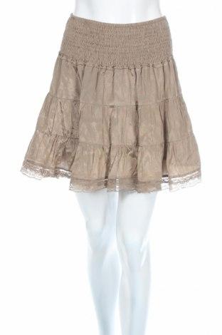 Пола Amisu, Размер M, Цвят Многоцветен, 50% памук, 50% вискоза, Цена 4,50лв.
