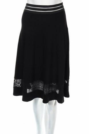 Φούστα Anna Field, Μέγεθος M, Χρώμα Μαύρο, 60% βαμβάκι, 40% πολυαμίδη, Τιμή 13,40€