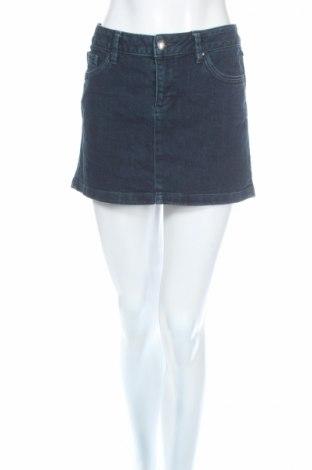 Φούστα Edc By Esprit, Μέγεθος M, Χρώμα Μπλέ, 99% βαμβάκι, 1% ελαστάνη, Τιμή 2,89€