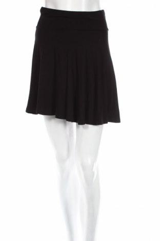 Пола H&M, Размер XS, Цвят Черен, 95% вискоза, 5% еластан, Цена 3,00лв.