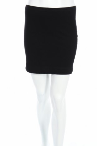 Пола H&M, Размер S, Цвят Черен, 95% памук, 5% еластан, Цена 4,59лв.