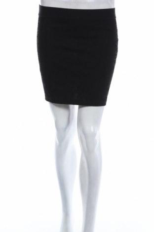 Φούστα H&M Divided, Μέγεθος M, Χρώμα Μαύρο, 63% πολυεστέρας, 37% πολυαμίδη, Τιμή 4,49€