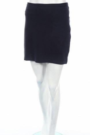 Φούστα New View, Μέγεθος M, Χρώμα Μπλέ, 92% βαμβάκι, 8% ελαστάνη, Τιμή 2,76€