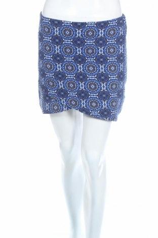 Пола Tally Weijl, Размер L, Цвят Син, 95% памук, 5% еластан, Цена 5,44лв.