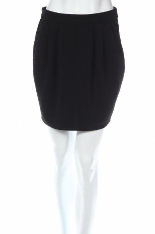 Пола Tout Feu Tout Femme, Размер S, Цвят Черен, 95% полиестер, 5% еластан, Цена 4,50лв.