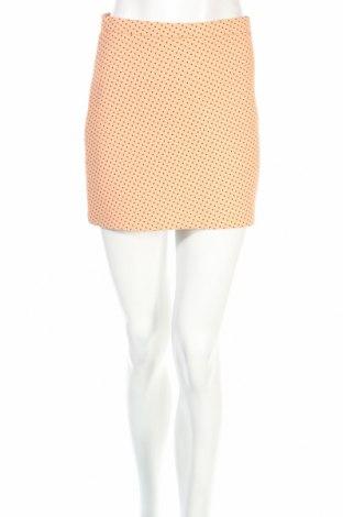 Пола Zara Trafaluc, Размер S, Цвят Розов, 95% полиестер, 5% еластан, Цена 11,70лв.