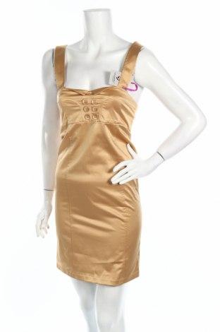 Φόρεμα Lulumary, Μέγεθος S, Χρώμα  Μπέζ, 37% βαμβάκι, 60% πολυεστέρας, 3% ελαστάνη, Τιμή 4,68€