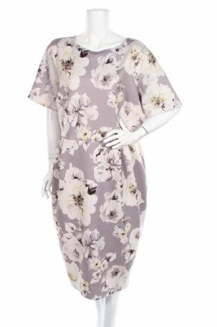 Φόρεμα ASOS, Μέγεθος 3XL, Χρώμα Γκρί, 94% πολυεστέρας, 6% ελαστάνη, Τιμή 16,70€