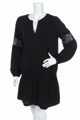 Šaty  Abercrombie & Fitch, Veľkosť L, Farba Čierna, Polyester, Cena  26,31€