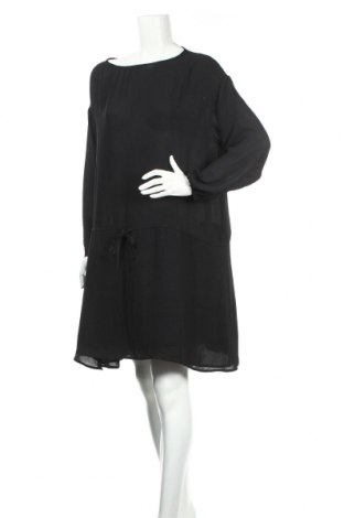 Рокля American Vintage, Размер M, Цвят Черен, Полиестер, Цена 56,70лв.