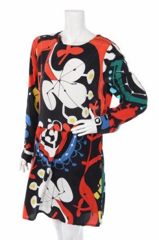 Φόρεμα Desigual by Christian Lacroix, Μέγεθος XL, Χρώμα Πολύχρωμο, Βισκόζη, Τιμή 23,04€