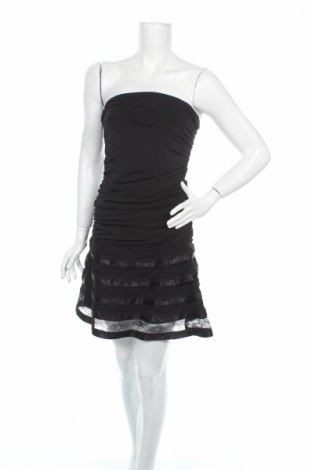 Рокля Jennifer Taylor, Размер M, Цвят Черен, 85% полиестер, 15% еластан, Цена 7,00лв.
