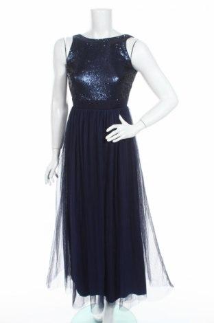 Šaty  Little Mistress, Rozměr S, Barva Modrá, 100% polyester, Cena  563,00Kč