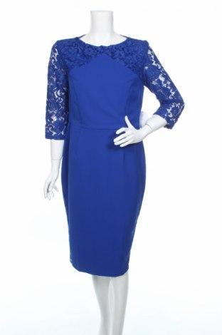 Rochie Little Mistress, Mărime XL, Culoare Albastru, 90% poliester, 10% elastan, Preț 288,47 Lei