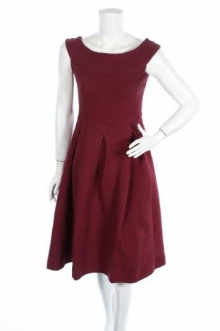 Rochie Mint & Berry, Mărime L, Culoare Roșu, 98% bumbac, 2% elastan, Preț 90,00 Lei
