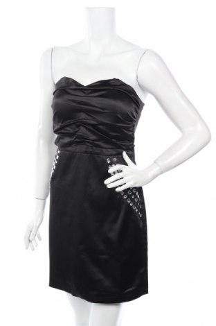 Φόρεμα Usco, Μέγεθος M, Χρώμα Μαύρο, 61% βαμβάκι, 36% πολυεστέρας, 3% ελαστάνη, Τιμή 15,03€