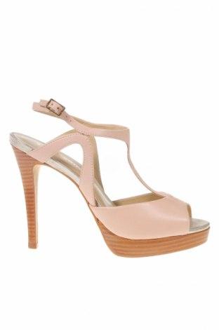 Сандали San Marina, Размер 38, Цвят Розов, Естествена кожа, Цена 83,85лв.