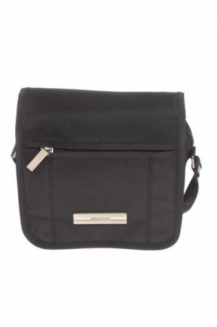 Чанта, Цвят Черен, Текстил, Цена 25,52лв.