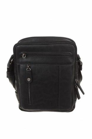 Чанта El Potro, Цвят Черен, Еко кожа, Цена 79,57лв.