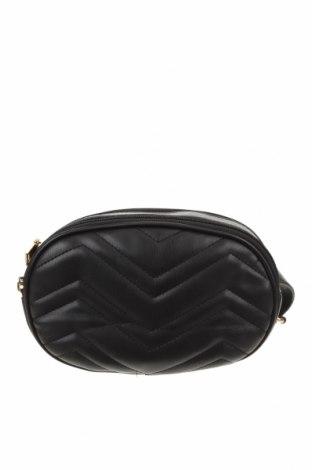 Чанта за кръст, Цвят Черен, Еко кожа, Цена 24,15лв.