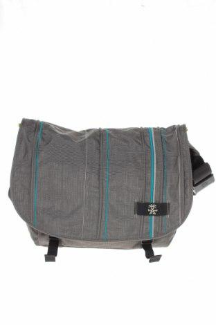 Чанта за лаптоп Crumpler, Цвят Сив, Текстил, Цена 25,20лв.