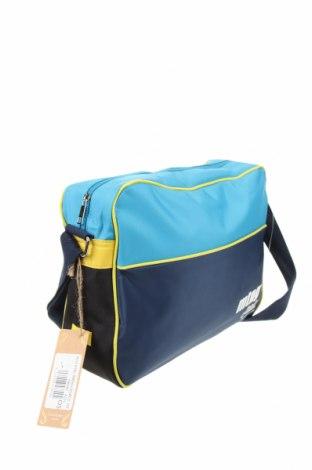 Чанта за лаптоп Mtng, Цвят Син, Текстил, Цена 26,22лв.