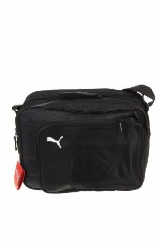 Чанта за лаптоп PUMA, Цвят Черен, Текстил, Цена 89,25лв.