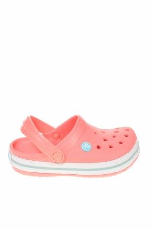 Чехли Crocs, Размер 32, Цвят Розов, Полиуретан, Цена 29,50лв.