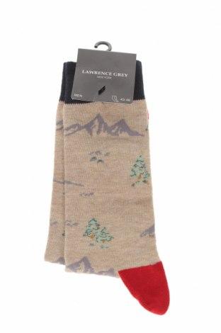 Чорапи Lawrence Grey, Размер L, Цвят Многоцветен, 77% памук, 21% полиамид, 2% еластан, Цена 16,80лв.