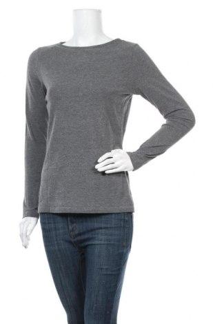 Дамска блуза Bon Prix, Размер M, Цвят Сив, Цена 16,96лв.