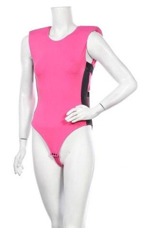 Γυναικεία μπλούζα-Κορμάκι Diesel, Μέγεθος S, Χρώμα Ρόζ , 90% πολυαμίδη, 10% ελαστάνη, Τιμή 30,62€