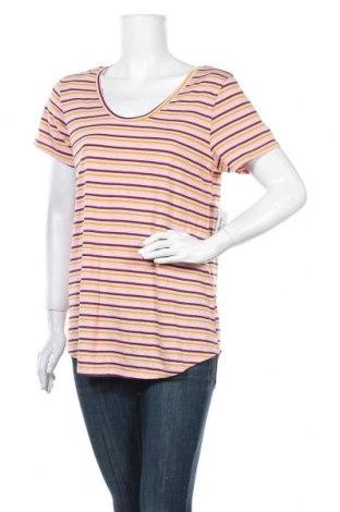 Γυναικεία μπλούζα A.N.A., Μέγεθος L, Χρώμα Πολύχρωμο, 70% βισκόζη, 30% πολυεστέρας, Τιμή 15,20€