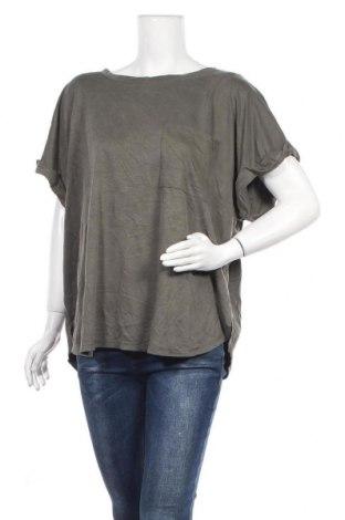 Дамска блуза A New Day, Размер 3XL, Цвят Зелен, 70% модал, 30% полиестер, Цена 17,85лв.