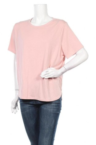 Дамска блуза A New Day, Размер XXL, Цвят Розов, 65% модал, 35% полиестер, Цена 18,90лв.