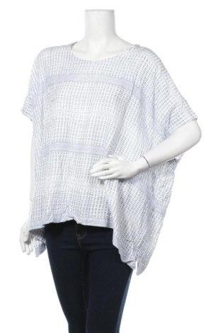 Дамска блуза Alessi, Размер M, Цвят Бял, Вискоза, Цена 5,20лв.