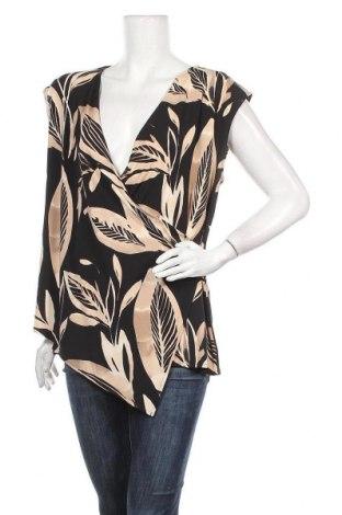 Γυναικεία μπλούζα Alfani, Μέγεθος L, Χρώμα Πολύχρωμο, 97% πολυεστέρας, 3% ελαστάνη, Τιμή 13,45€
