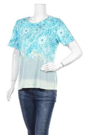 Γυναικεία μπλούζα Alia, Μέγεθος L, Χρώμα Πολύχρωμο, 60% βαμβάκι, 40% πολυεστέρας, Τιμή 3,86€