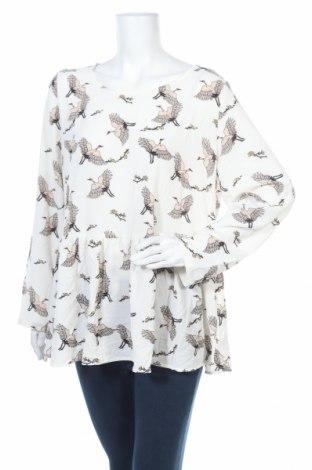 Дамска блуза Alice & You, Размер XL, Цвят Бял, Полиестер, Цена 12,29лв.