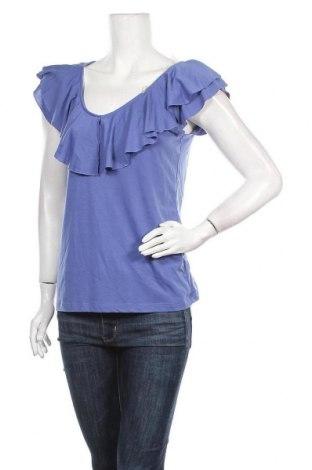 Дамска блуза American Living, Размер L, Цвят Лилав, 66% полиестер, 34% вискоза, Цена 7,14лв.