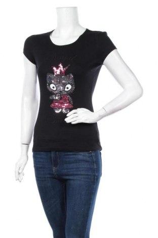 Γυναικεία μπλούζα Ann Christine, Μέγεθος S, Χρώμα Μαύρο, Τιμή 9,35€